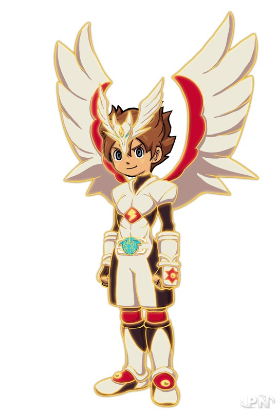 Screenshot Inazuma Eleven Chrono Stone 3DS
