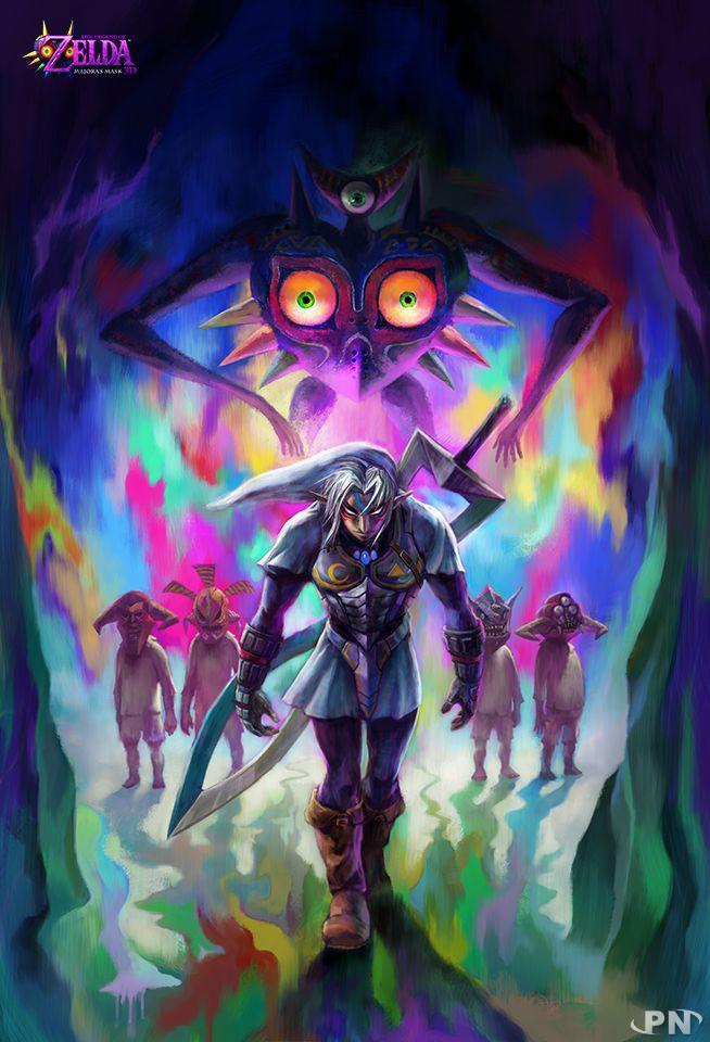 Le Masque de Majora restera l'un des meilleurs Zelda. Ce n'est pas pour rien qu'il ressort sempiternellement des cartons…