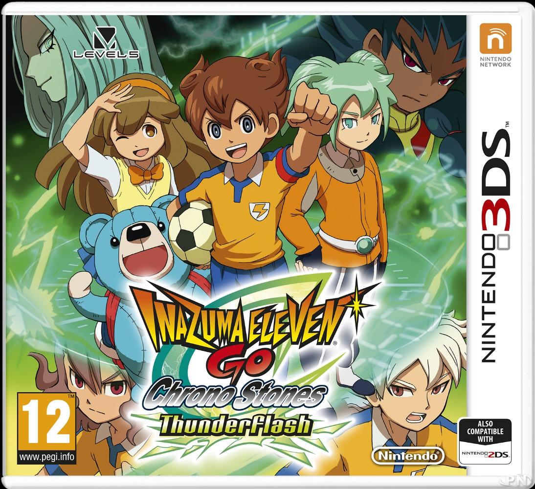 Puissance nintendo - Jeux de inazuma eleven go gratuit ...
