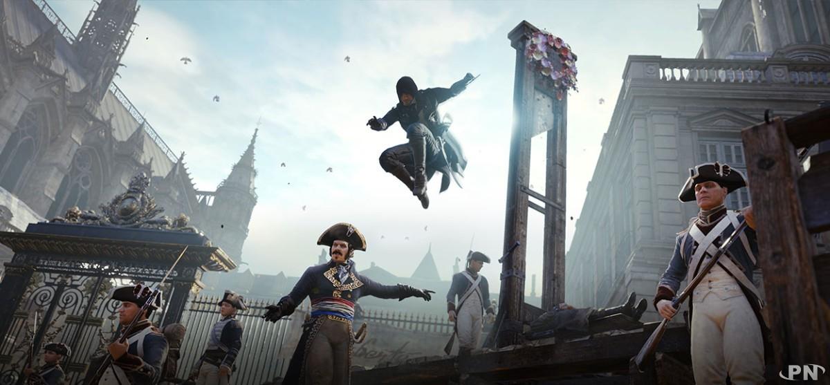 screenshot Assassin's Creed