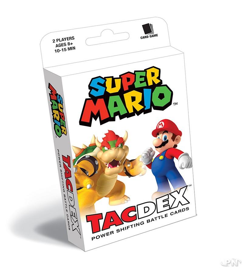 TACDEX Super Mario