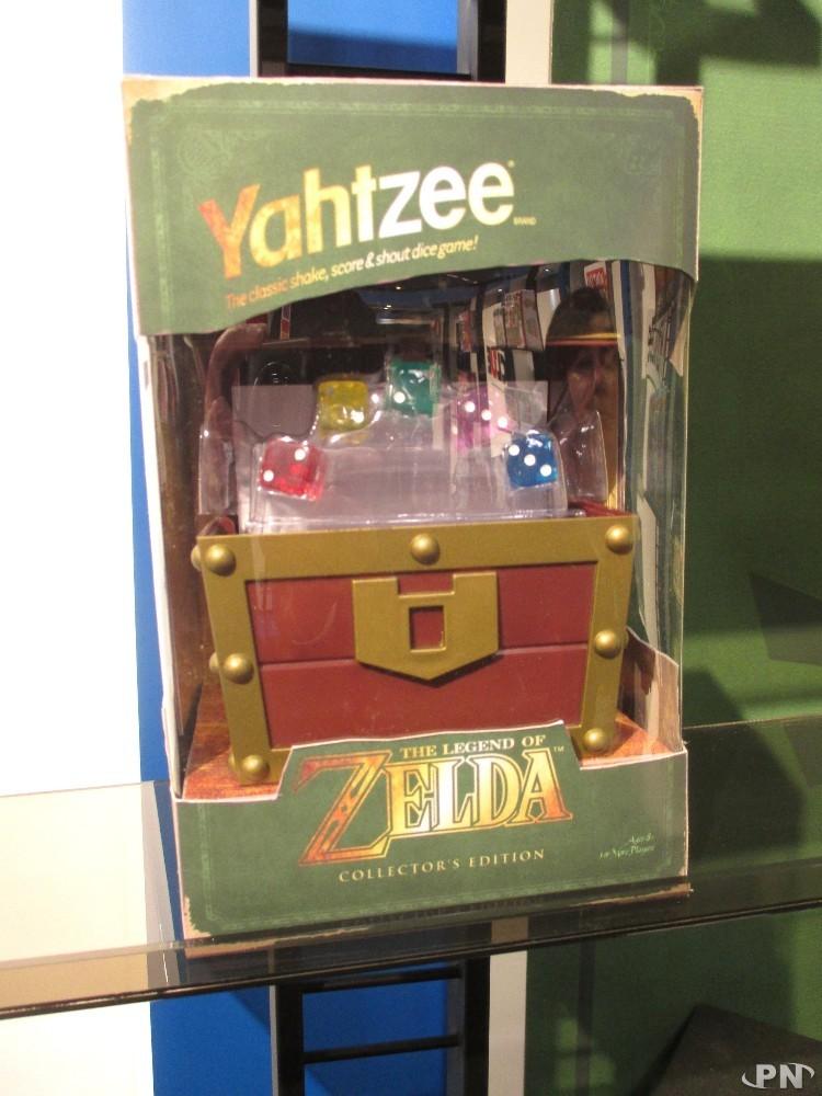 Yahtzee The Legend of Zelda