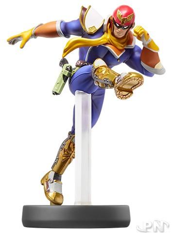 Amiibo Captain Falco