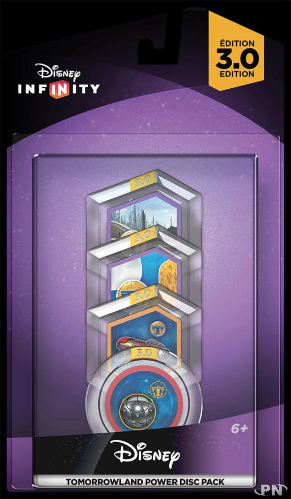 Le pack Tomorrowland de Disney Infinity 3.0