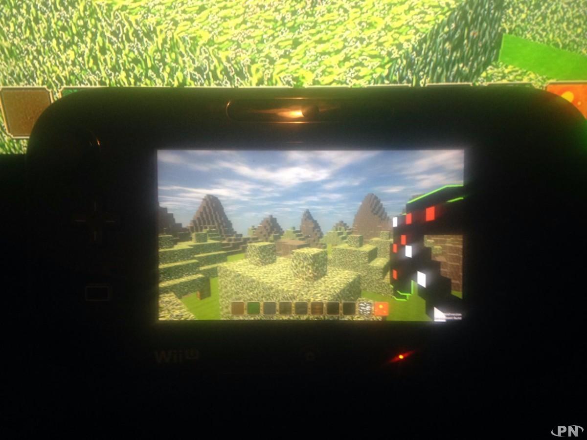 Ucraft Wii U