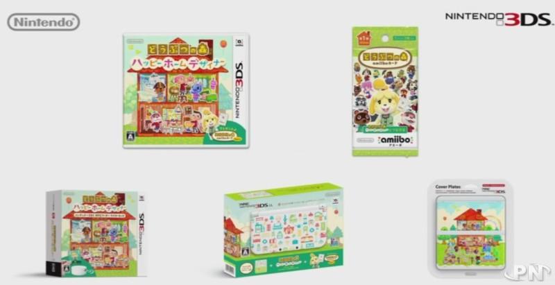Animal Crossing Happy Home Designer Fait Le Plein