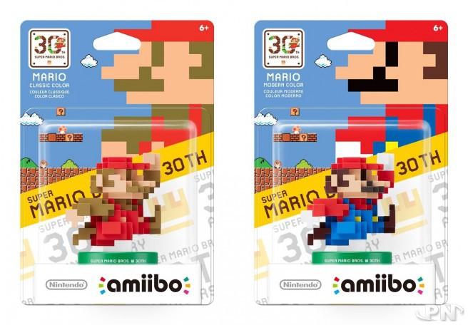 amiibo Mario classique