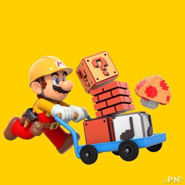 items Super Mario Maker