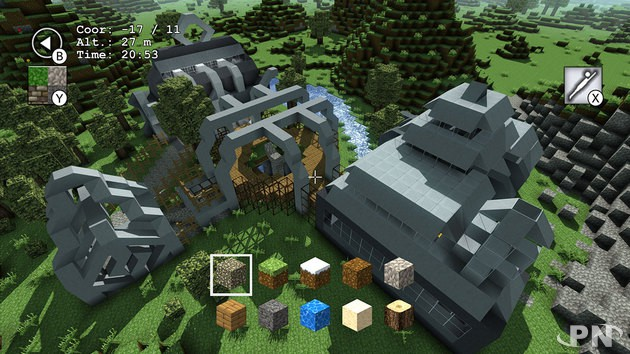 discovery un quatri me clone de minecraft pr cipite sa sortie. Black Bedroom Furniture Sets. Home Design Ideas