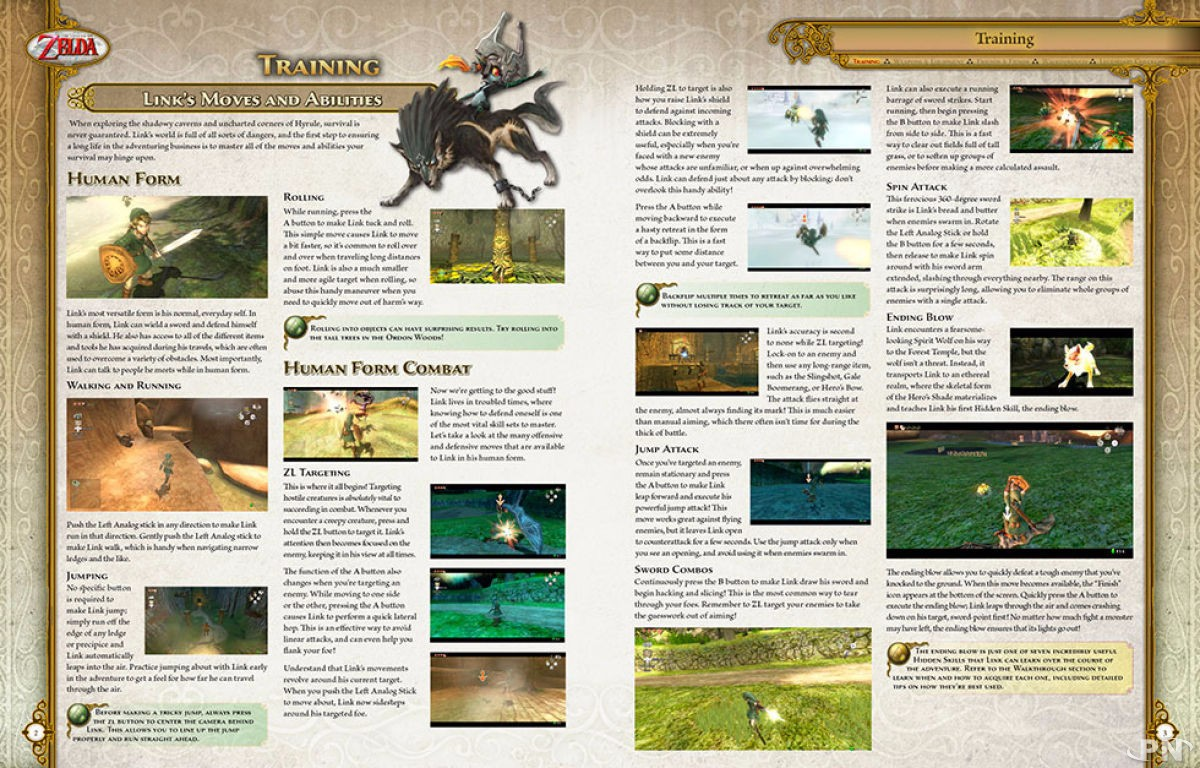 Zelda twilight princess hd trailer et guide collector prima for Bureau zelda