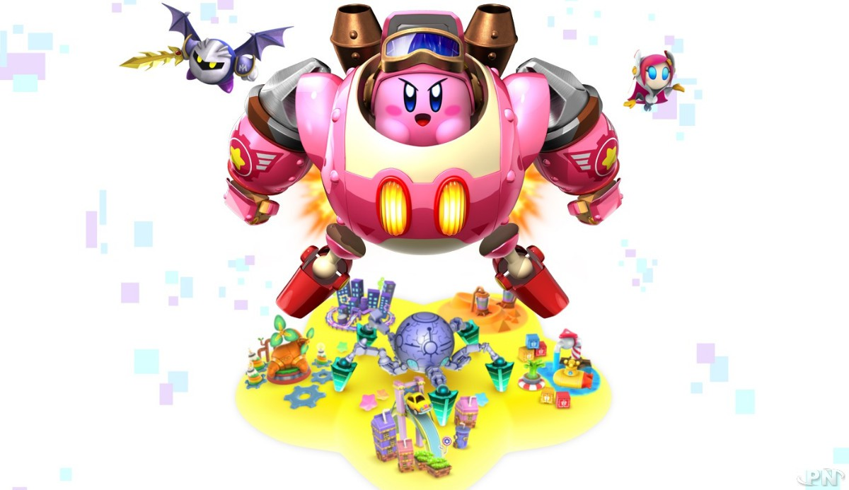 mecha Kirby