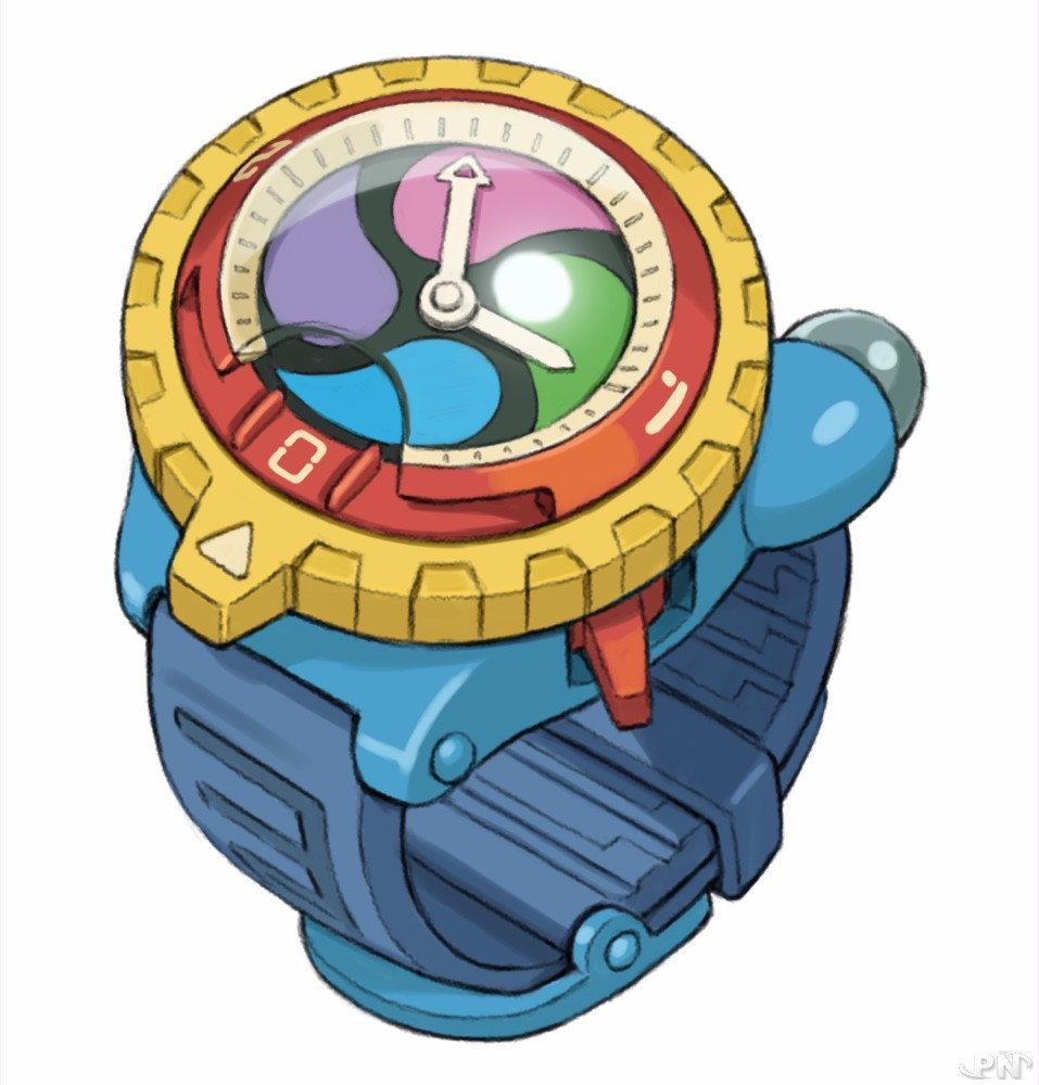 E3 2016 yo kai watch 2 infos artworks images et for Chambre yo kai watch