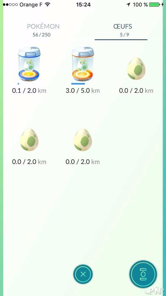 Oeuf Chance : comment gagner un max de XP dans Pokémon GO ?