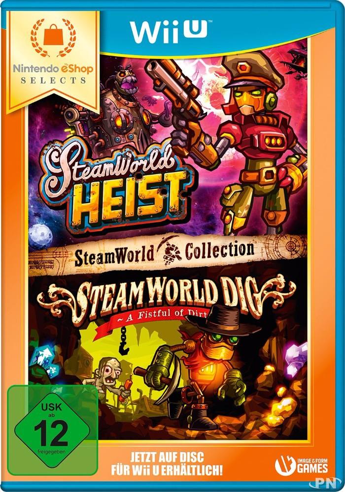 Jaquette de StamWorld Collection / Gamme Nintendo eShop Selects