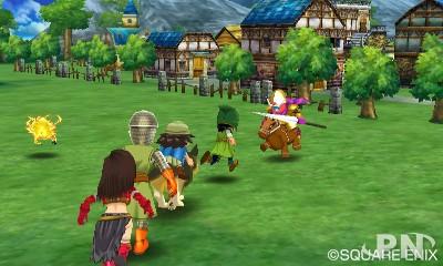 Dragon Quest VII sur Nintendo 3DS