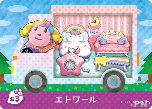 Regards Sur Les Cartes Amiibo Pour Animal Crossing New Leaf