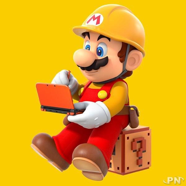 création de niveau super mario 3DS