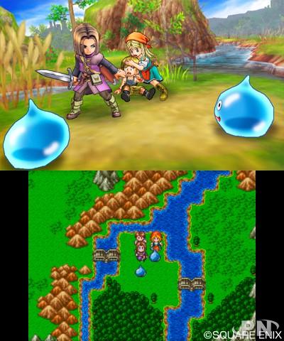 Dragon Quest XI sur 3DS