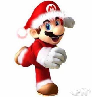 Super Mario Christmas Noël