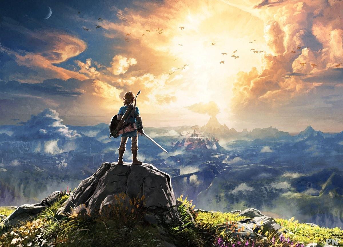 PN Awards du Meilleur jeu de l'année 2017 pour The Legend of Zelda: Breath of the Wild