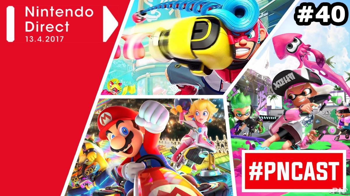 Podcast Nintendo YouTube