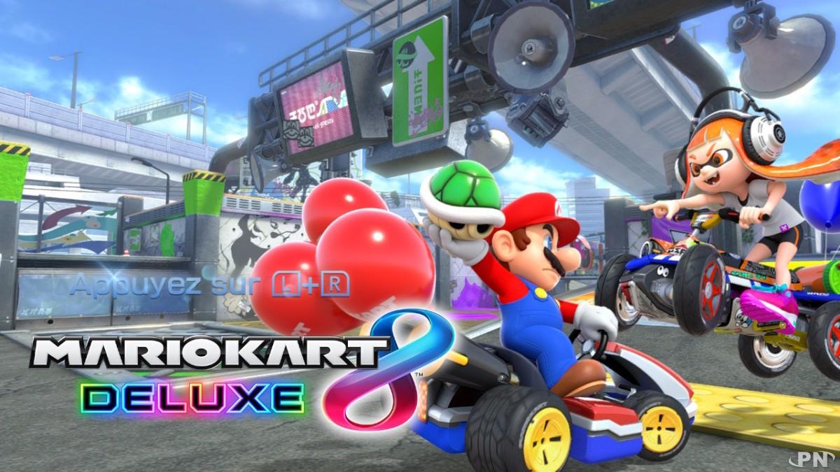 Mario Kart 8 Deluxe nécessite un abonnement Nintendo Switch Online pour jouer en ligne