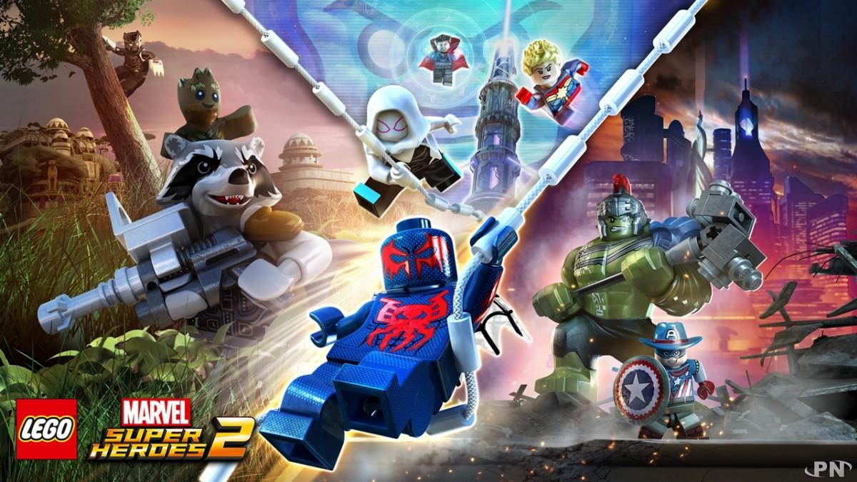 LEGO Marvel Super Heroes 2 en développement