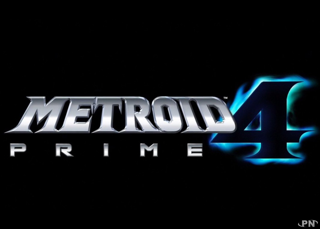 Logo Metroid Prime 4 Switch