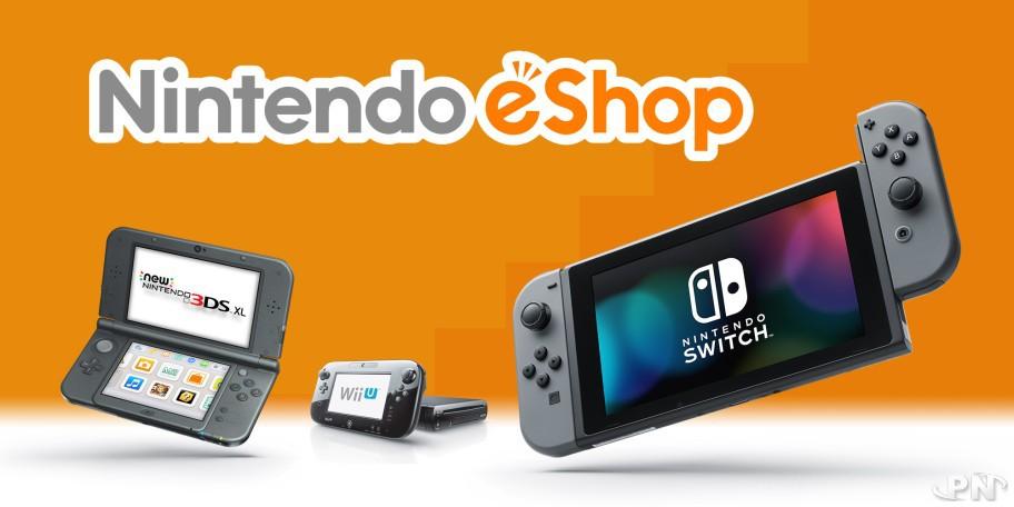 Maintenance Nintendo eShop à venir