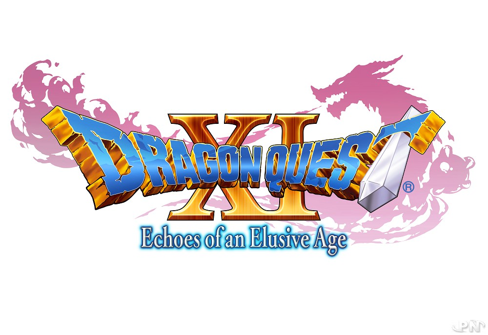Logo Dragon Quest XI: Echoes of an Elusive Age
