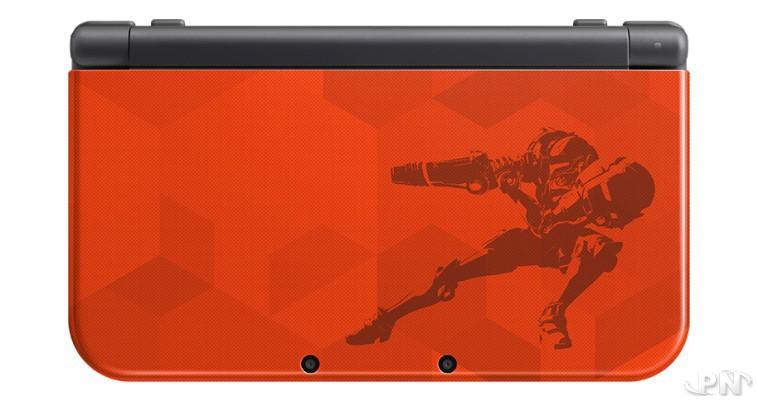 New Nintendo 3DS XL édition spéciale Samus Aran