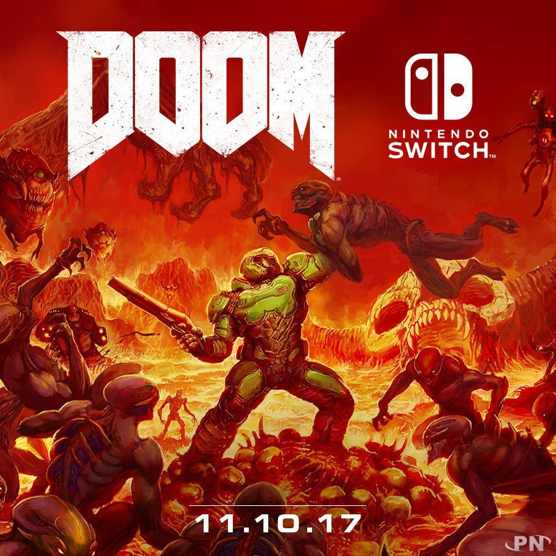 Doom Switch date de sortie