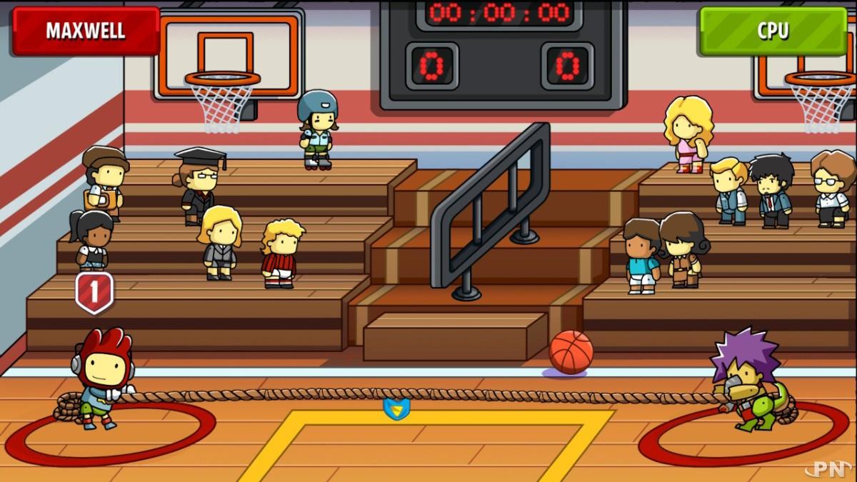 Un jeu Scribblenauts Showdown enregistré sur PS4, Xbox One et Switch