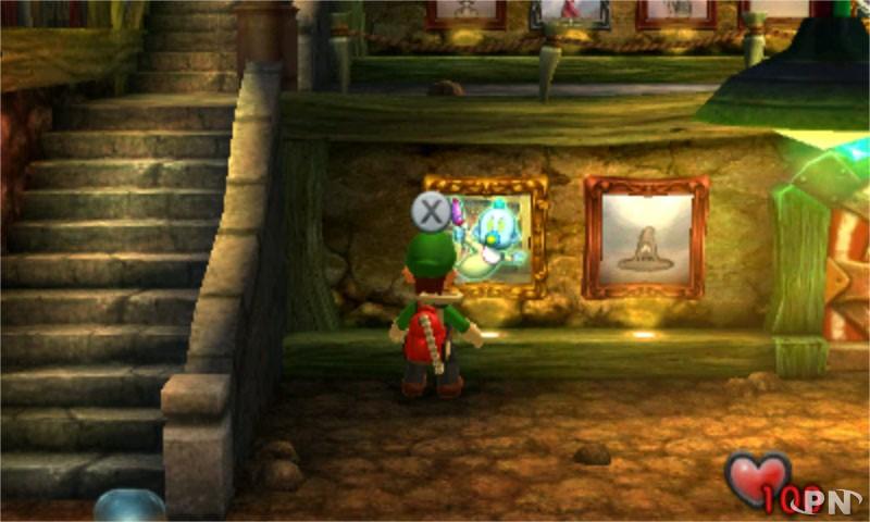 Luigi's Mansion 3DS