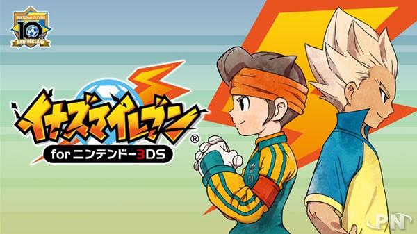 Inazuma Eleven for Nintendo 3DS