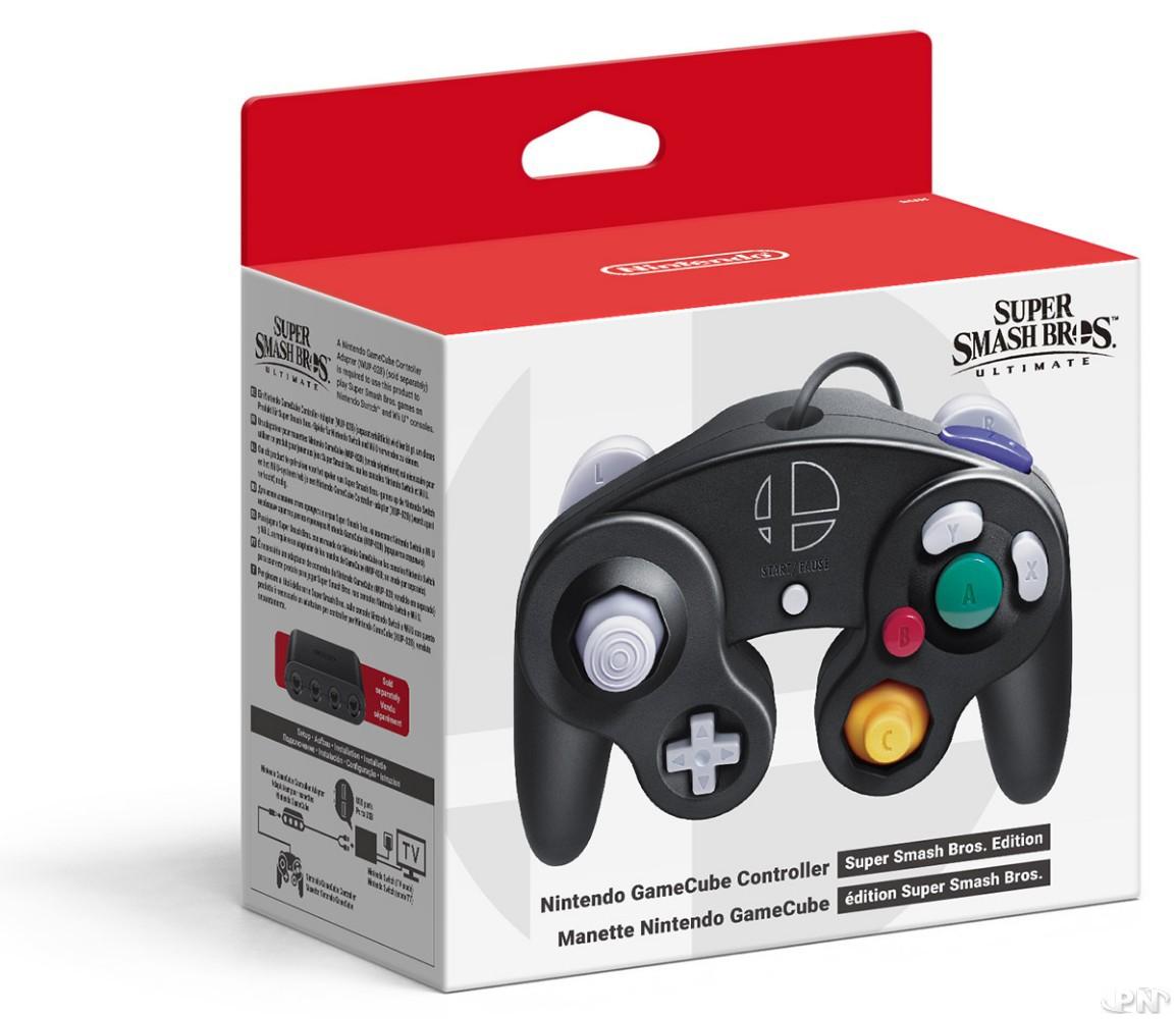 Manette GameCube pour Nintendo Switch