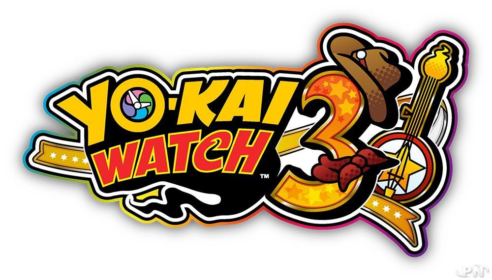 Logo Yo-kai watch 3