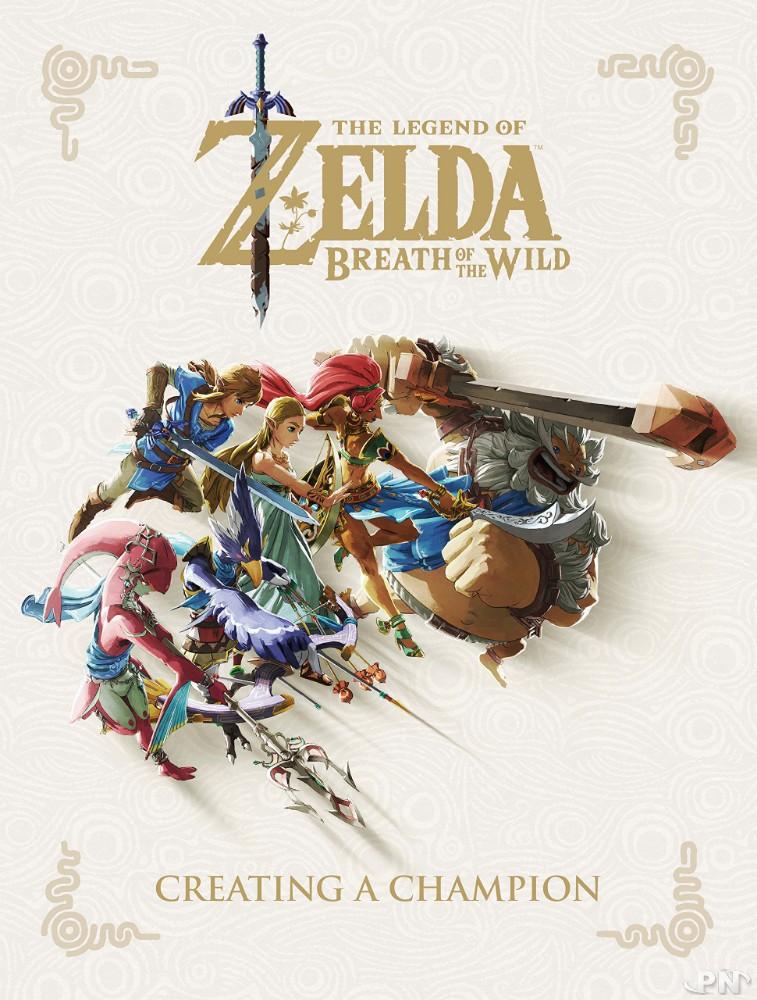 Tout Sur Les Gardiens Dans Le Livre The Legend Of Zelda