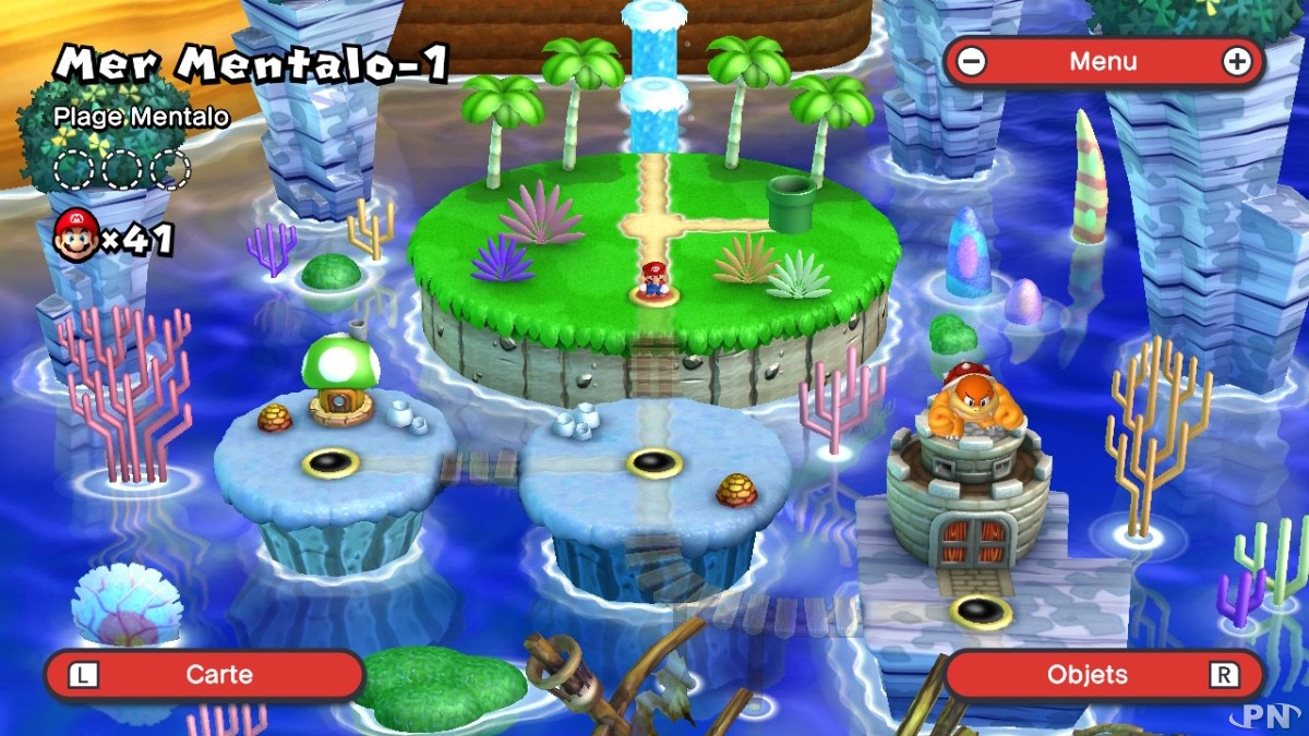 New Super Mario Bros  U Deluxe < Switch < Tests complets