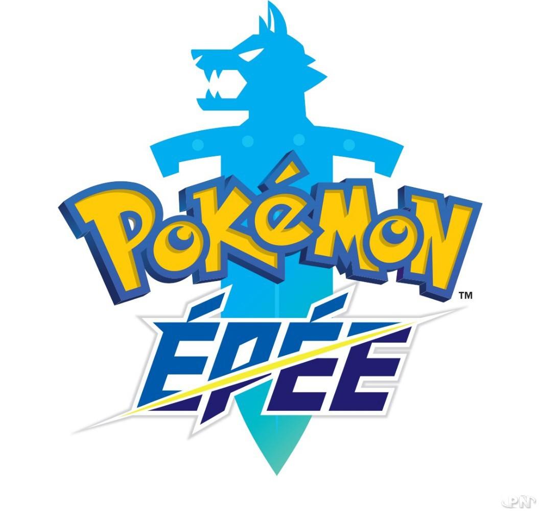 Logo Pokémon Epée