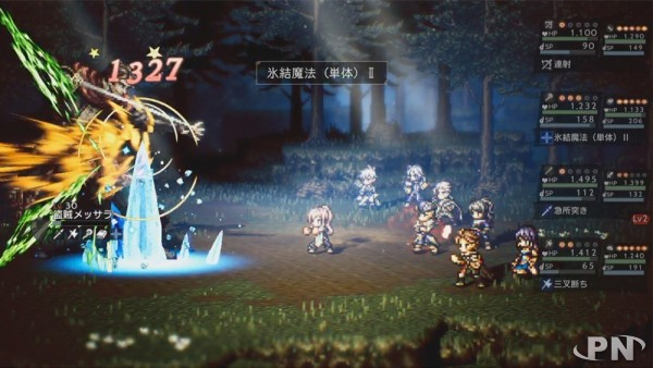 Champions of the Continent annoncé sur iOS et Android — Octopath Traveler