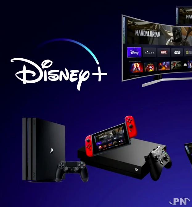 Disney+ aimerait bien être disponible sur Switch