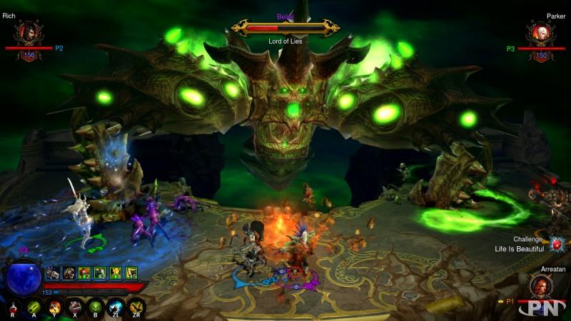 Après Diablo III, Blizzard espère continuer son partenariat avec Nintendo — Nintendo Switch