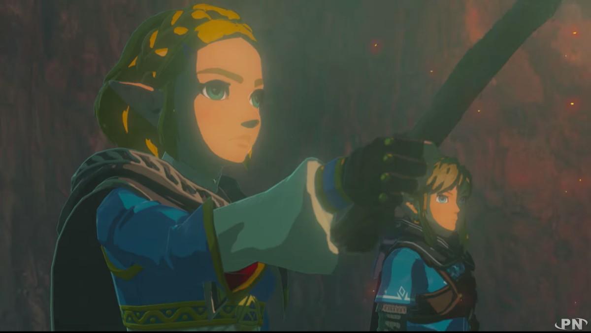 La suite de The Legend of Zelda: Breath of the Wild, est très attendue