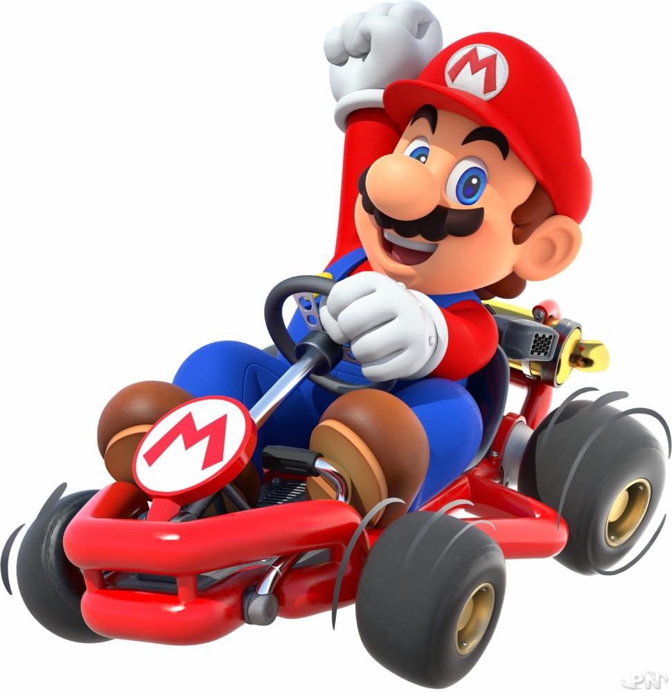 Mario garde le sourire même si Mario Kart Tour ne semble pas avoir répondu aux attentes de Nintendo