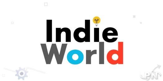 Indie World : logo