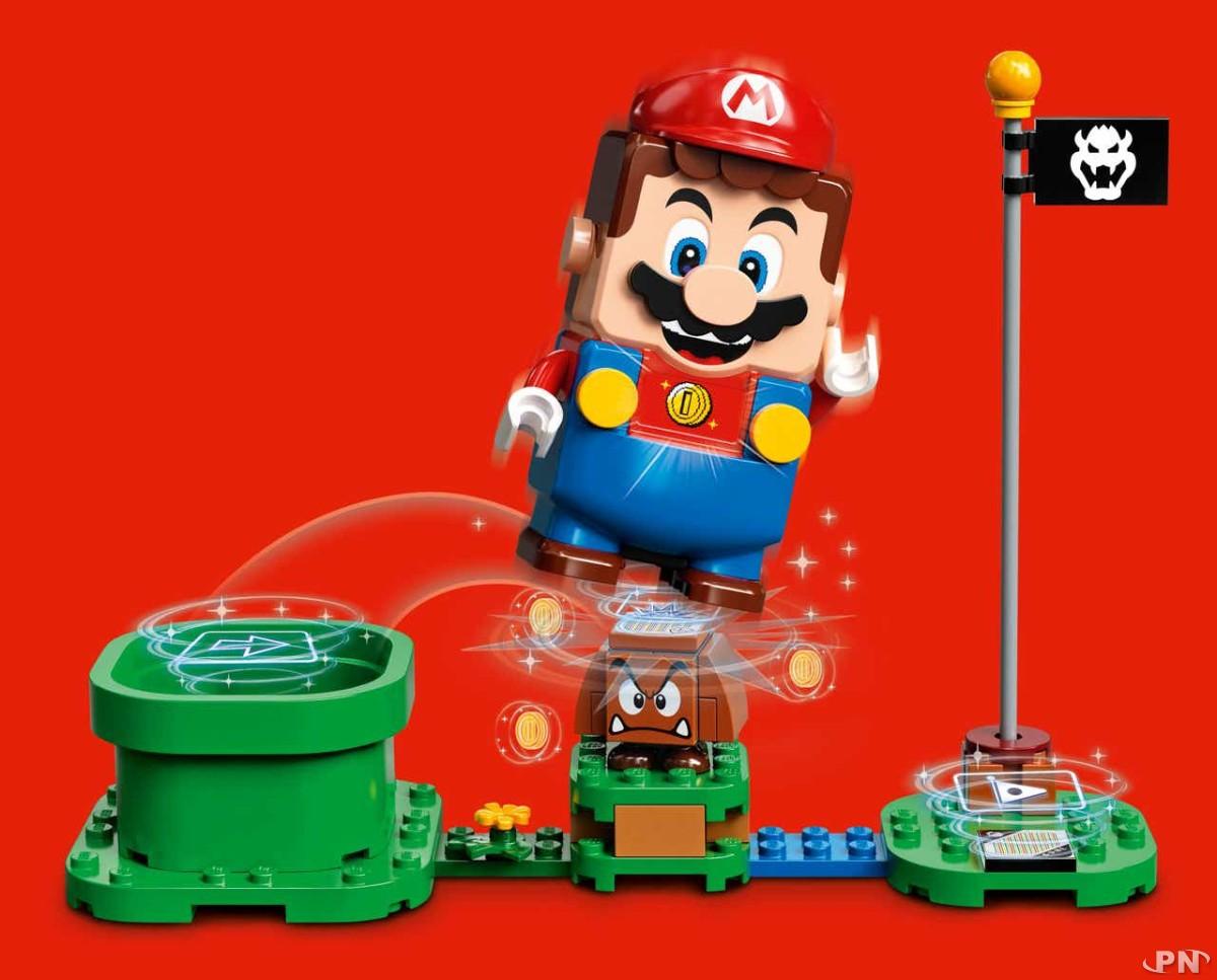 LEGO Super Mario annoncé