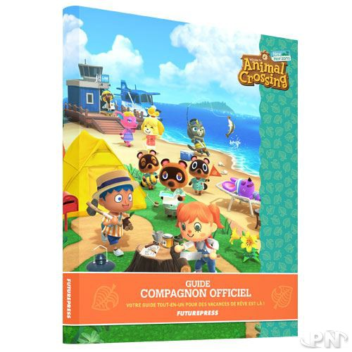 Guide compagnon Animal Crossing New Horizons Switch
