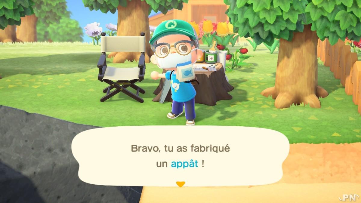 Guide pour le Tournoi de pêche Animal Crossing New Horizons