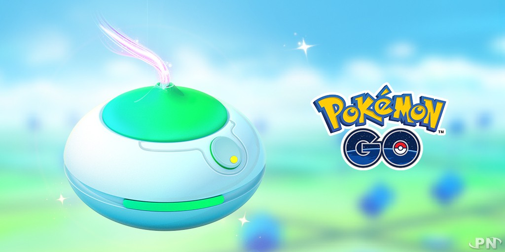 Journée Encens Pokémon GO du 19 avril 2020